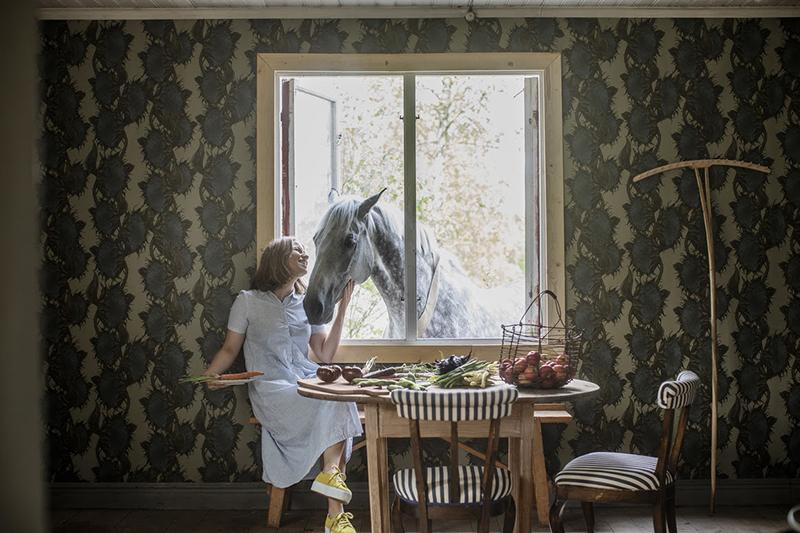 "Nouvelle collection ""Tutti Fiori"", studio Lisa Bengtsson // Motif Vera"