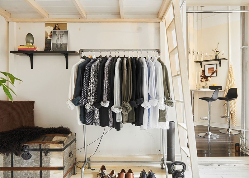 Comment meubler un studio ou un petit espace ? // Question de rangement, d'organisation d'espace