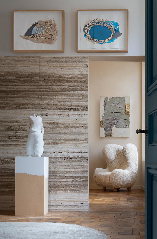 Le nouveau showroom de Pierre Yovanovitch à Paris