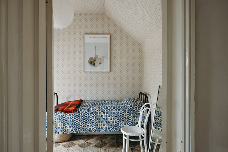 Inigo - Une maison ancienne dans le Sufolk - Une chambre à l'ambiance suranné