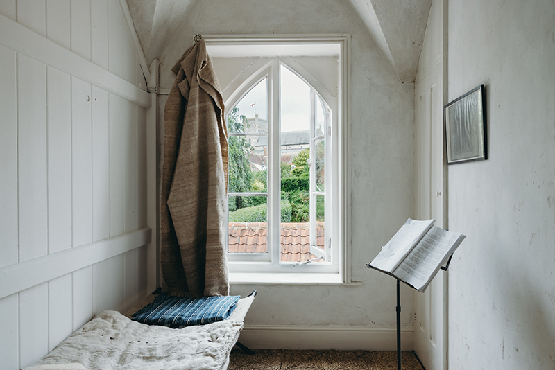 Inigo - Une maison ancienne dans le Sufolk - Une chambre
