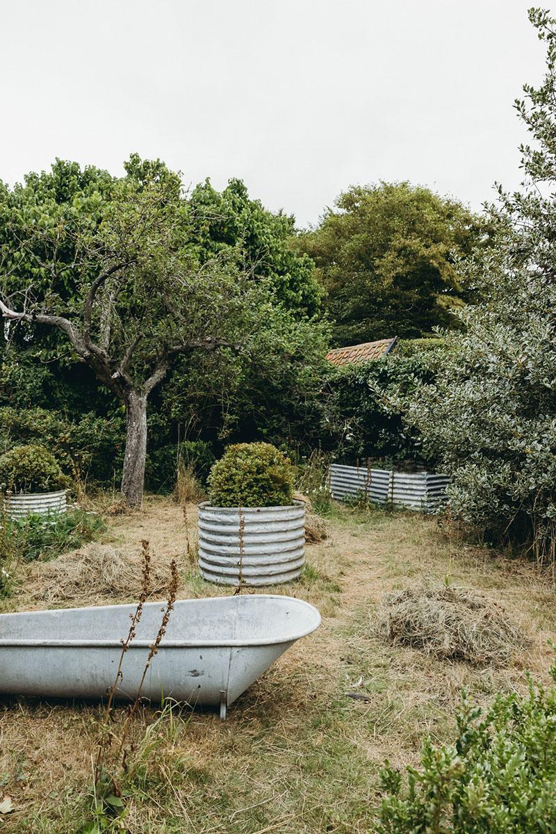Inigo - Une maison ancienne dans le Sufolk - Le jardin