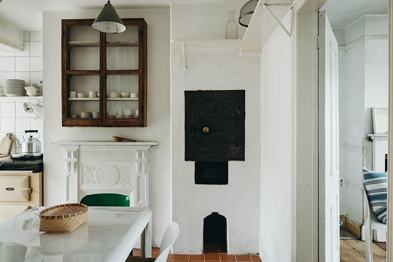 Inigo - Une maison ancienne dans le Sufolk - La cuisine