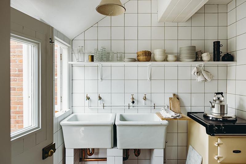 Inigo - Une maison ancienne dans le Sufolk - Bacs de lavage